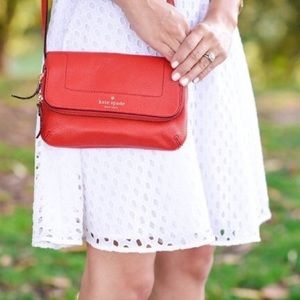 Kate spade Marianna Mansfield bag in gingerbread